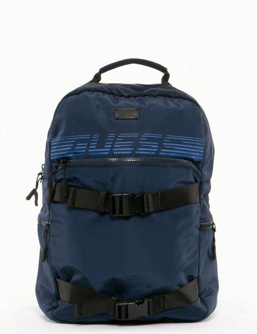 Zaino Guess con cinture - Blu