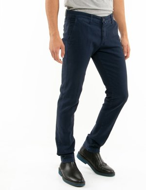 Pantalone Asquani slim fit