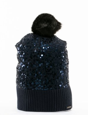 Cappello Imperfect con paillettes
