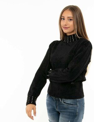 Maglione Yes Zee con perline