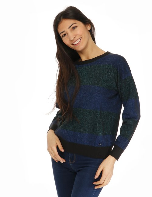 Maglione Yes Zee lurex - Fantasia