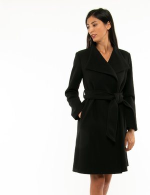 Cappotto Vougue con cintura