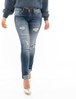 Jeans Pepe Jeans a effetto consumato