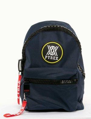 Zaino Pyrex con maxi zip