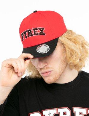 Cappello Pyrex con visiera