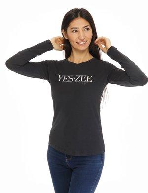 Maglia Yes Zee con scritta