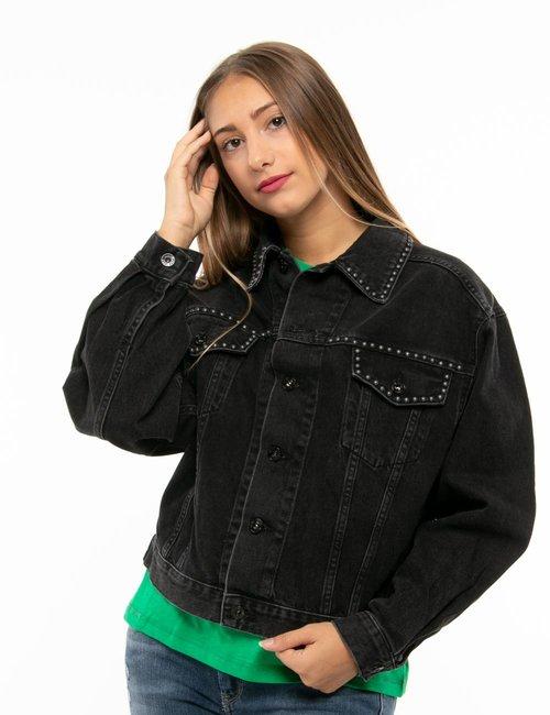 Giacca Pepe Jeans in denim - Nero