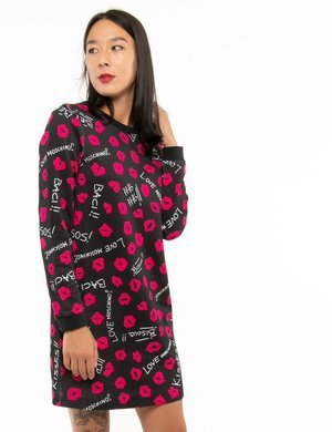 Vestito Love Moschino in cotone
