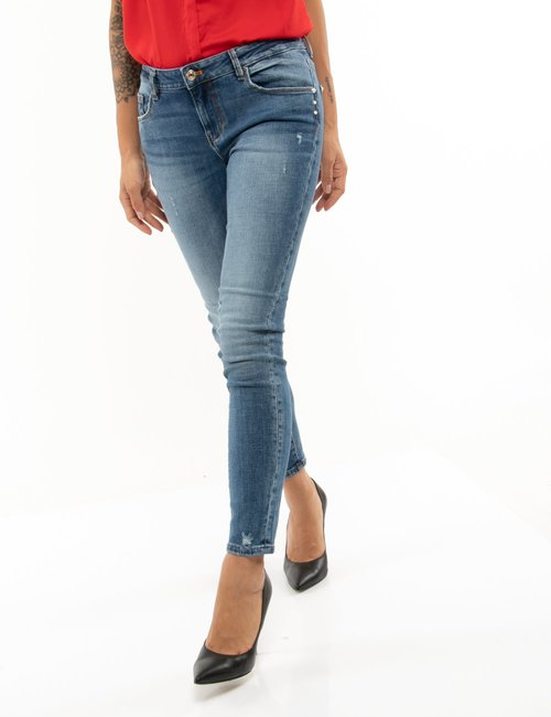 Jeans Guess effetto consumato - Jeans
