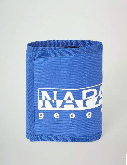 Portafoglio Napapijri in tessuto - Blu