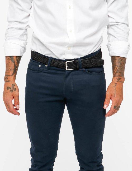 Cintura Gant in tessuto - Nero