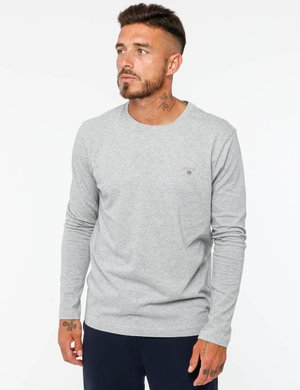 T-shirt Gant a maniche lunghe