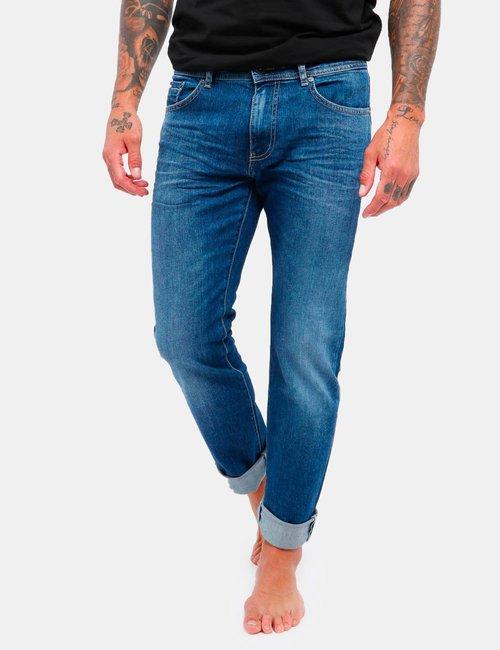 Jeans Gas con zip - Jeans