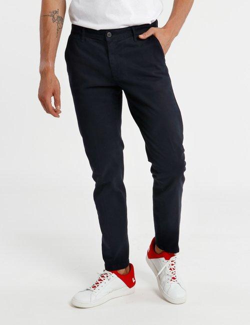 Pantalone Concept83 in cotone - Blu