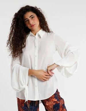 Camicia Fracomina con nodi ai polsi