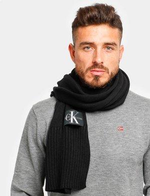 Sciarpa Calvin Klein con logo