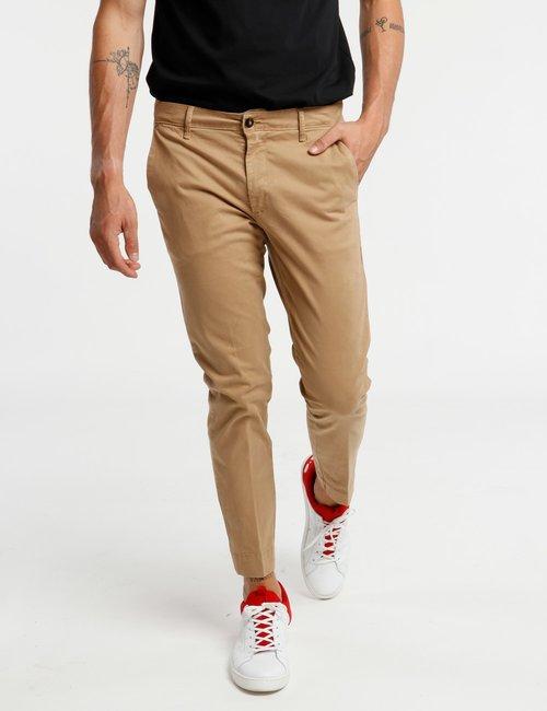 Pantalone Concept83 in cotone - Beige
