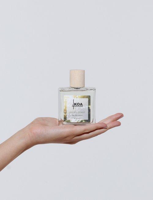 Eau de parfum KOA Green Coast 100 ml - Fantasia