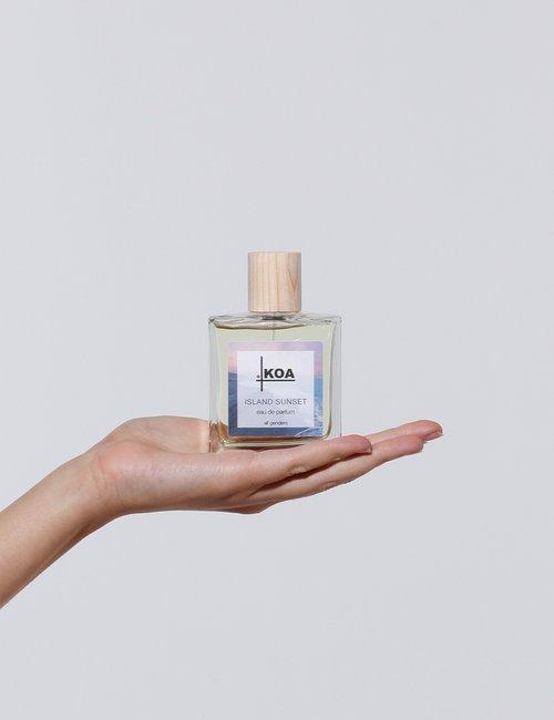Eau de parfum KOA Island Sunset 100 ml - Fantasia