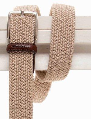 Cintura Gant intrecciata