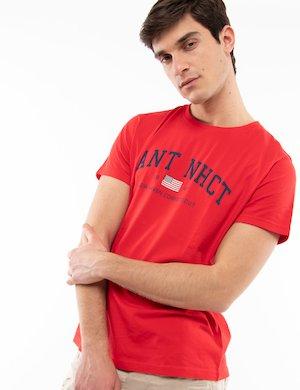 T-shirt Gant con stampa