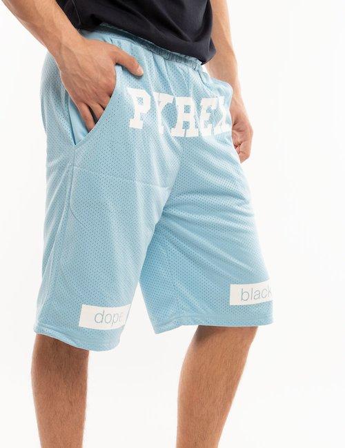 Pantalone Pyrex con logo - Lite Blue