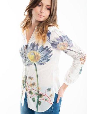 Camicia  Desigual fantasia floreale