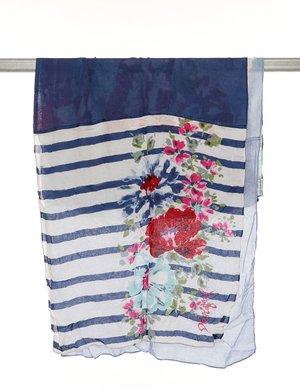 Poncho foulard Desigual