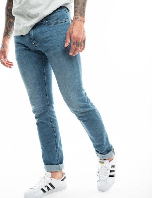 Jeans Gas a gamba dritta - Jeans