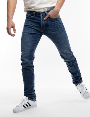 Jeans Gas con bottoni