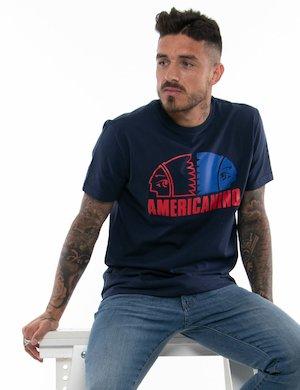 T-shirt Americanino in cotone