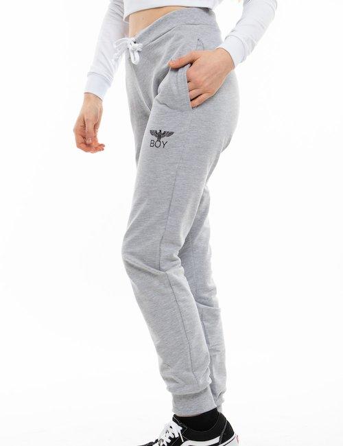 Pantalone  Boy London in felpa - Grey