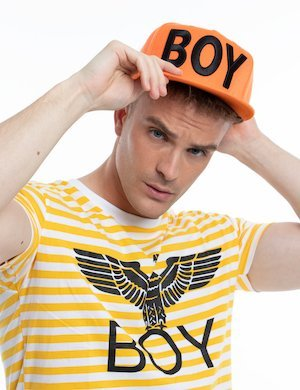 Cappello Boy London con logo