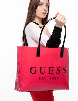 Borsa Guess maxi glossy