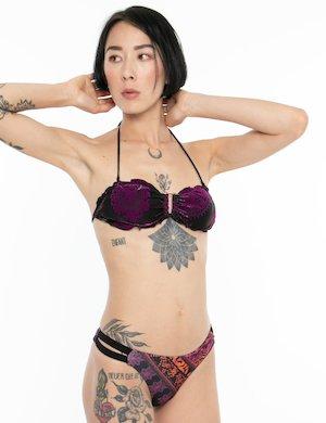 Costume F**K bikini lurex