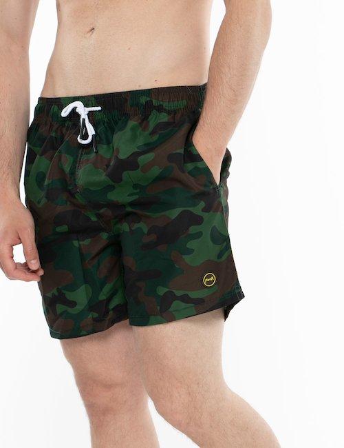 Costume F**K militare - Verde