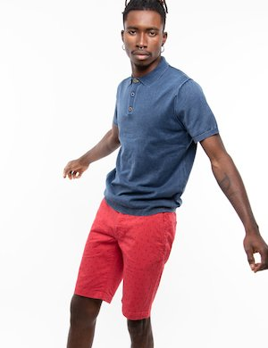 Polo Fred Mello in cotone