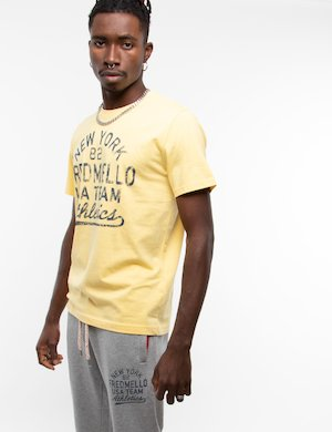 T-shirt Fred Mello con grafica
