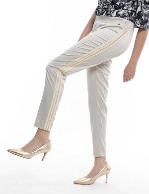 Pantalone Fracomina con fasce laterali