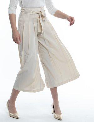 Gonna pantalone Fracomina con pieghe