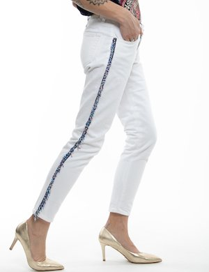 Jeans GAeLLE Paris con perline
