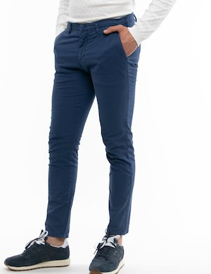 Pantalone microfantasia Fifty Four