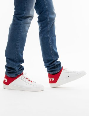 Sneakers Levi's con logo oversize
