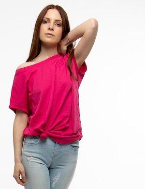 T-shirt Fifty Four a tinta unita