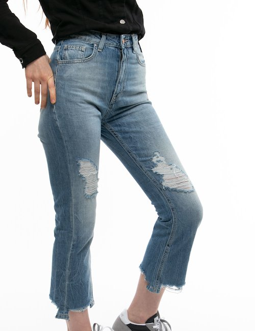 Jeans Fifty Four con strappi - Jeans