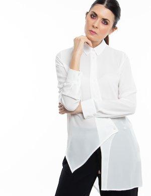 Camicia Vougue asimmetrica