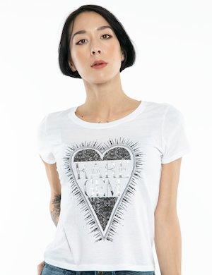 T-shirt Guess stampata