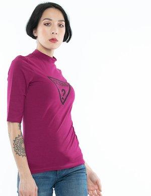 T-shirt Guess manica 3/4