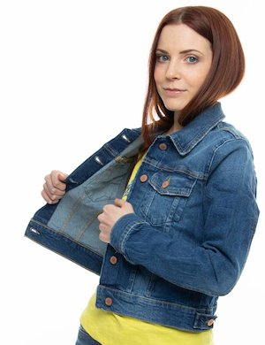 Giacca Guess di jeans