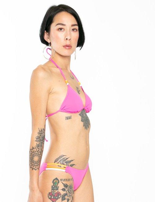 Costume Sundek bikini triangolo - Rosa